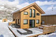 Ferienhaus Winter Skigebiet Kreischberg