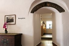Reception Eingang Dekoration Blume Bild Schrank
