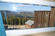 Bergblick Aussicht Sommer Terrasse