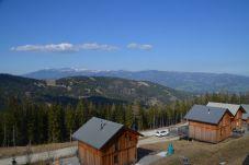 Bergwelten Ausblick Ruhe Chalet