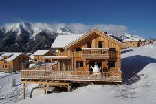 Chalet in Hohentauern - Chalet Murmeltierhütte 52