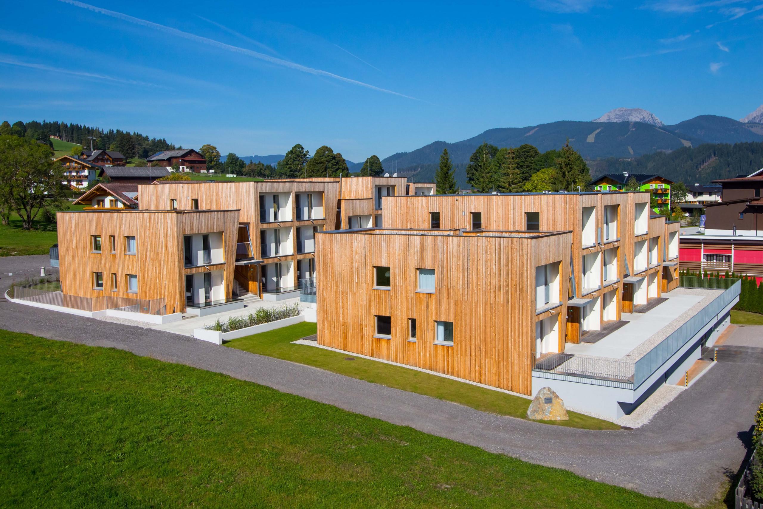 in Rohrmoos-Untertal - Apartment Rock Circus mit 2 Schlafzimmern